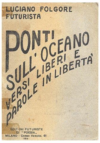 Luciano Folgore - Omero Vecchi