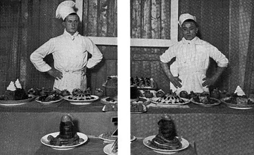 Cucina Futurista