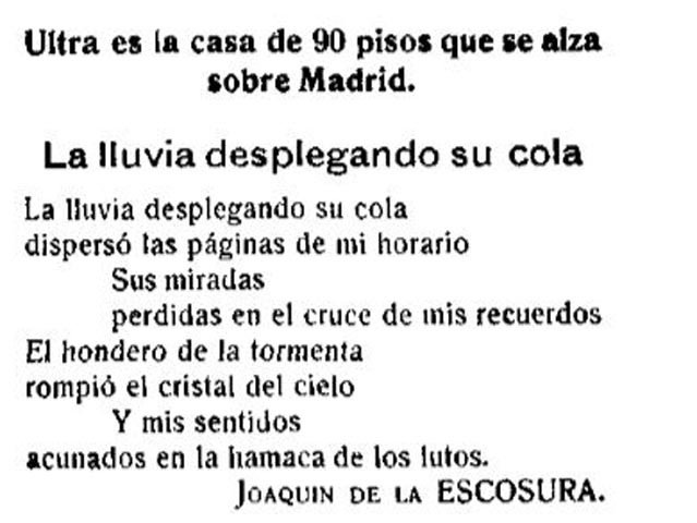 Joaquín de la Escosura