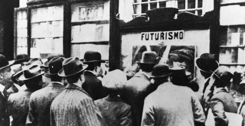 FuturistiSiti web gallery