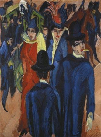 Ernst Ludwig Kirchner Piper