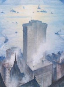 Wynne Nevinson Christopher Richard