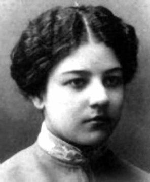 Olga Vladímirovna Rózanova