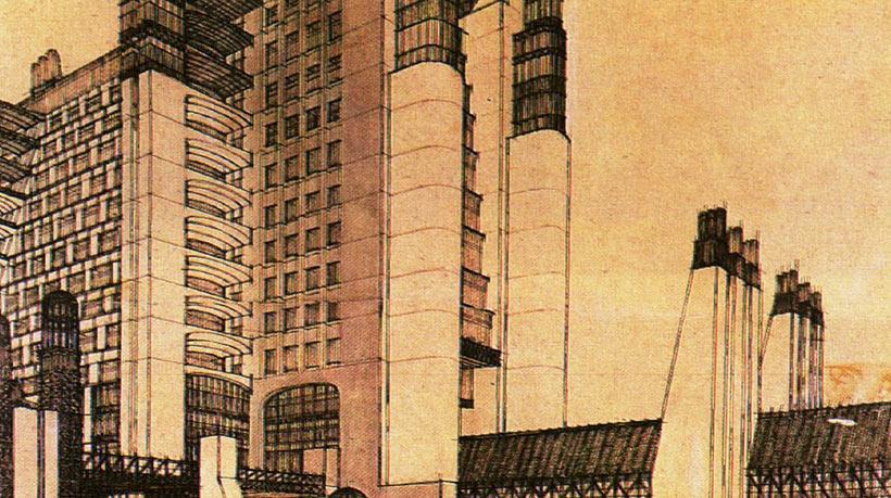 Architettura futurista