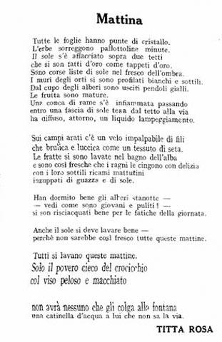 Giovanni Titta Rosa
