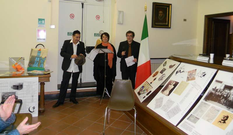 Chiavari Futurista 2011: convegno con provocazione