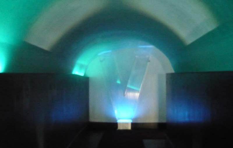 La exposición sensorial futurista, ¡FuturistNown! en el Hotel Vis á Vis de Sestri Levante (Italia)