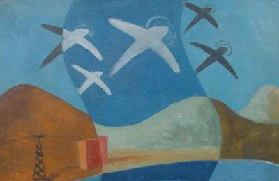 Le origini della Aeropittura