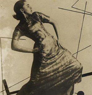 Mujeres futuristas en la primera guerra mundial
